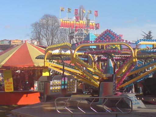 Southall Fun Fair Events In And Around Southall